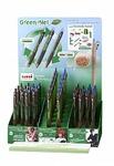 Ручка ECO-Leaf 3D гелевые и шариковые  UMN105ECO, SN220ECO, SXN150ECO